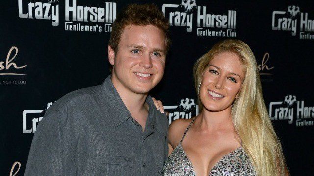spencer pratt with heidi montag reality check 2015 gossip