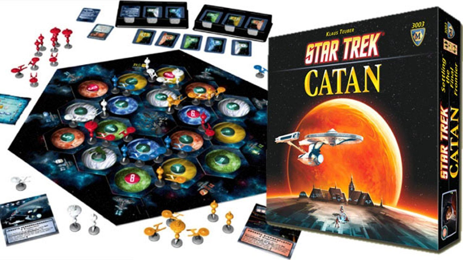 star trek catan board games 2015 hottest toys