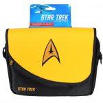 Star Trek: The Original Series Gold Uniform Laptop Bag Review: 2015 Hottest Geek Toys