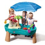 Step2 Splish Splash Seas Water Table Review: 2015 Hottest Kids Toys