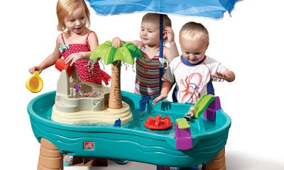 step splish splash seas water table review 2015