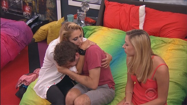 steve cries part 2 big brother 17