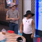 steve james floppy hat brothers big brother 17