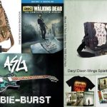 THE WALKING DEAD Massive Prize Pack Giveaway & Beth's Journey Season 5