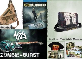 the walking dead massive prize pack movie tv tech geeks giveaway 20125