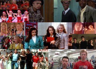 top 10 best high school movies collage 2015