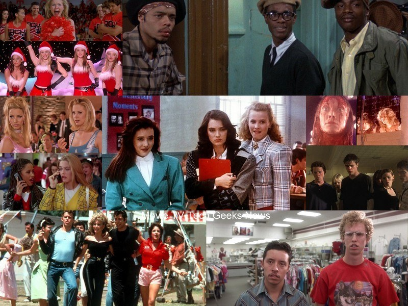 top 10 best high school movies collage 2015