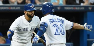 toronto blue jays hottest mlb team 2015 week 18