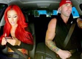 total divas 405 tea mode eva marie with boyfriend training 2015