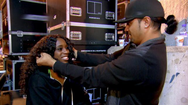 total divas 406 recap trinity hair play 2015