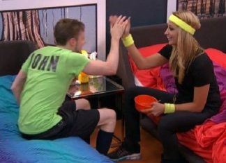 vanessa changes up big brother 1729 recap 2015