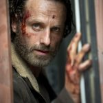 walking dead andrew lincoln peeking bulge out 12015