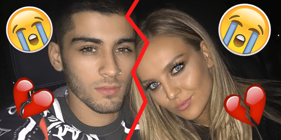 zayn malik perrie edwards time break up great for pr 2015 gossip