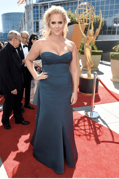 Amy Schumer emmy fashion winners losers 2015