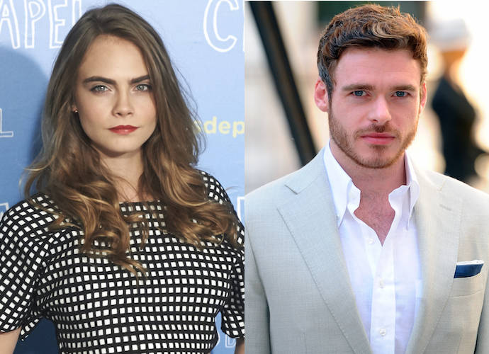 Cara Delevingne fires back at cinderall man richard madden 2015 gossip