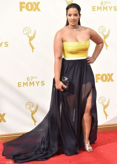Dascha Polanco emmy fashion winners losers 2015