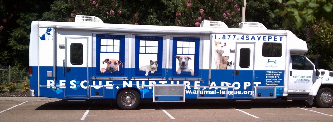 about north shore animal league pet mobile 2015 images
