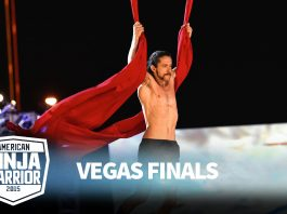 american ninja warrior vegas finals 2 isaac caldiero 2015 images