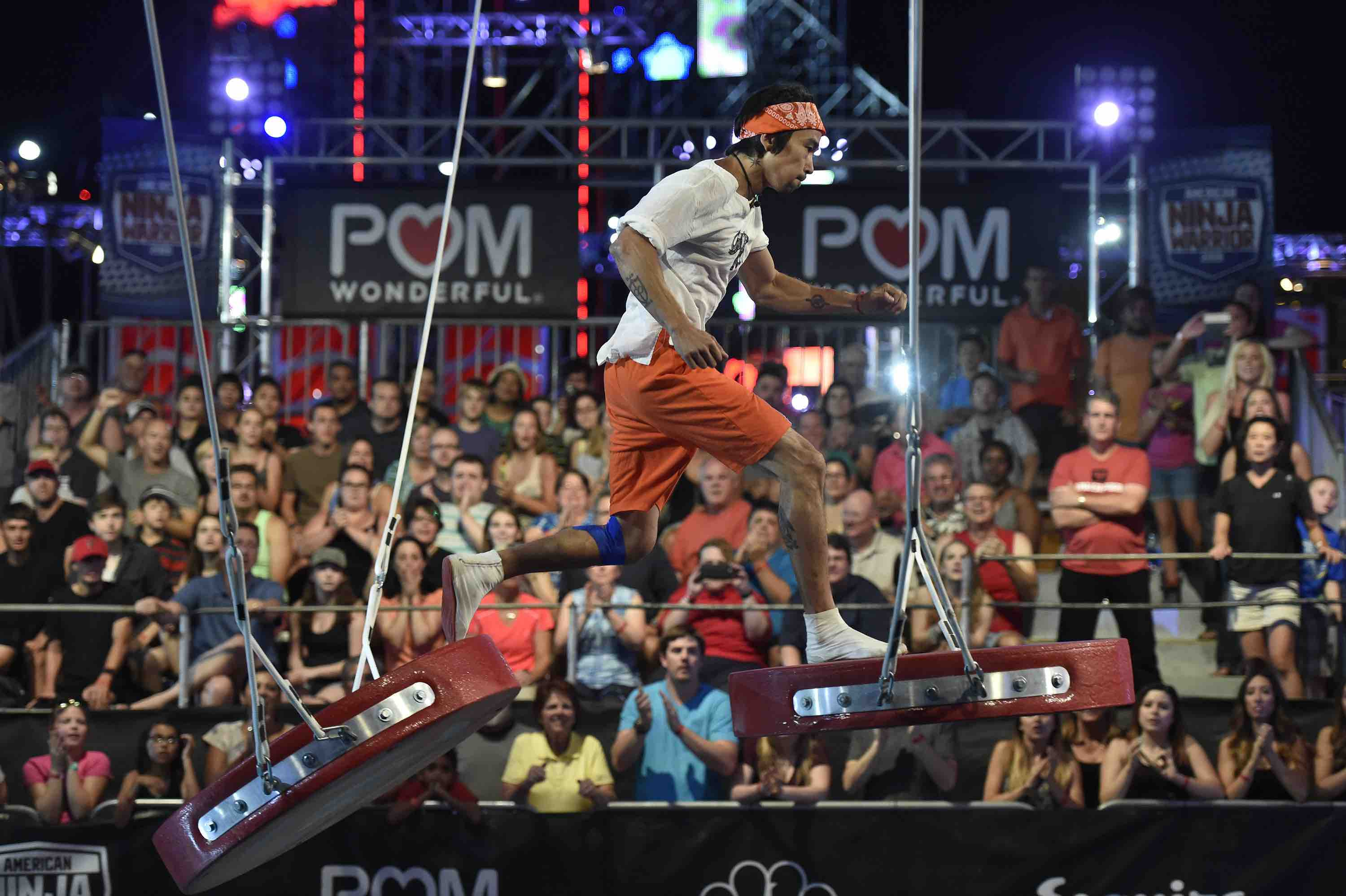 american ninja warrior vegas finals images 2015