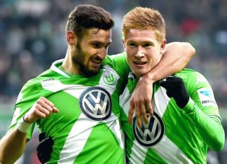 analysing bundesliga teams champions league wolfsburg soccer 2015