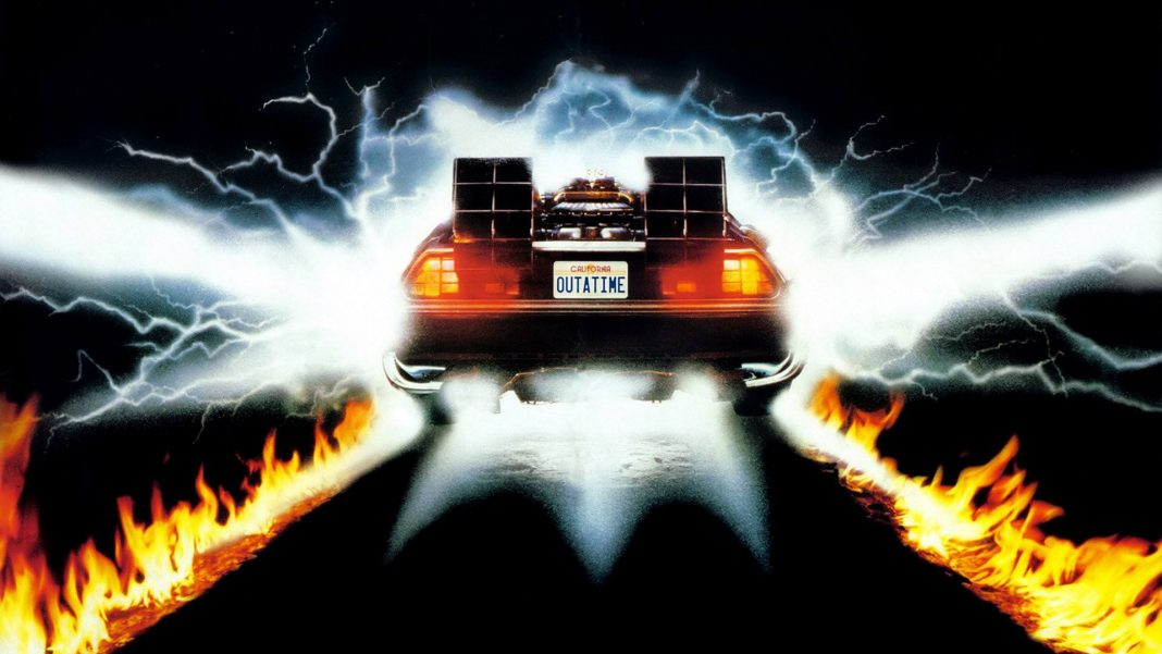 back to the future time travel thoughts 2015