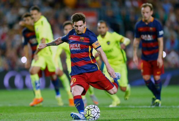 barcelona transfer ban hamper season messi 2015 images
