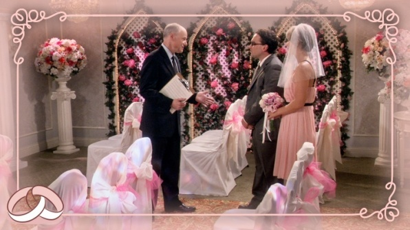 big bang theory matrimonial momentum recap images 2015 penny leonard married