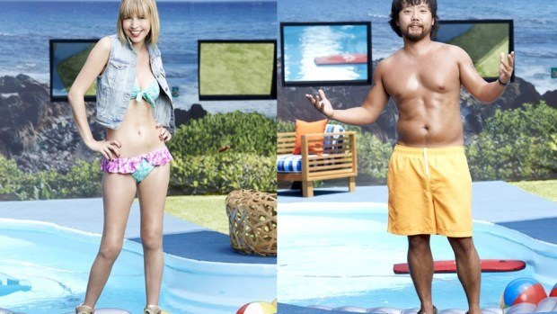 big brother 1731 meg james evicted recap 2015 images