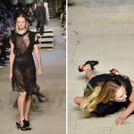 Fashion Week Tumbles & Tom Cruise MENA Tragedy