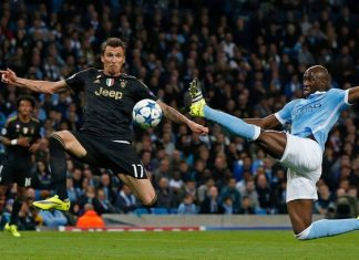 champions league soccer first round manchester city vs juventus 2015