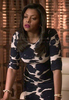 cookie lyon fashion leopard print