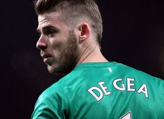 curious case david de gea soccer 2015