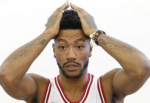 Derrick Rose injured yet again nba chicago bulls 2015