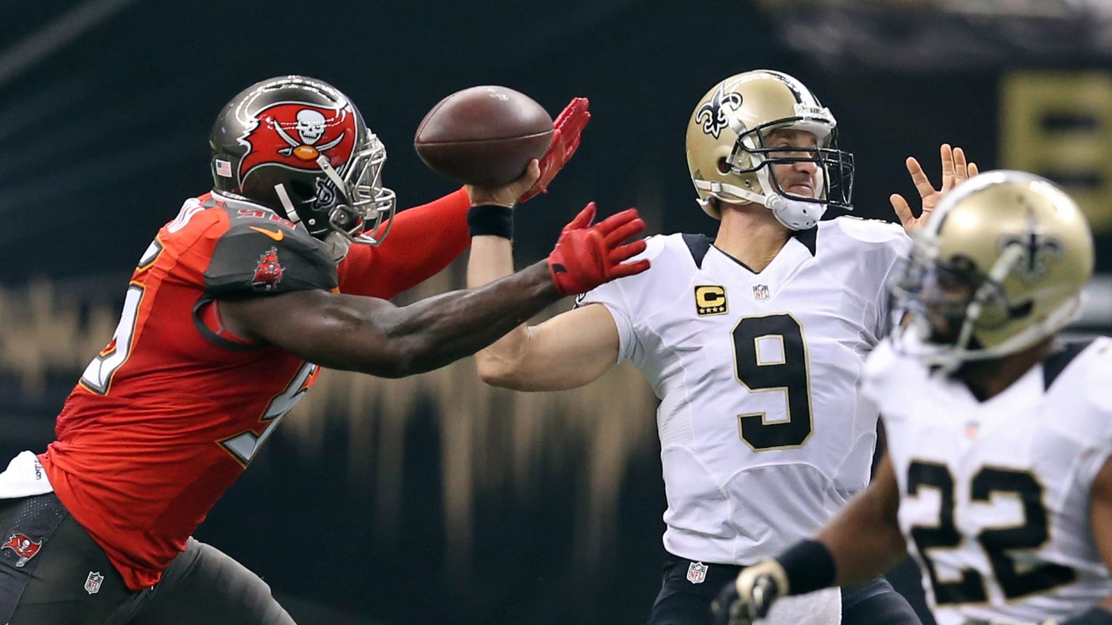 injured drew brees making it hard for new orleans nfl 2015