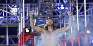 isaac caldiero wins american ninja warrior 2015 images