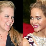 Jennifer Lawrence Amy Schumer Friendship & Ariana Grande Goes Natural