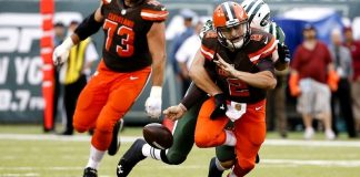johnny manziel sacked by jets nfl recap week 1 images 2015