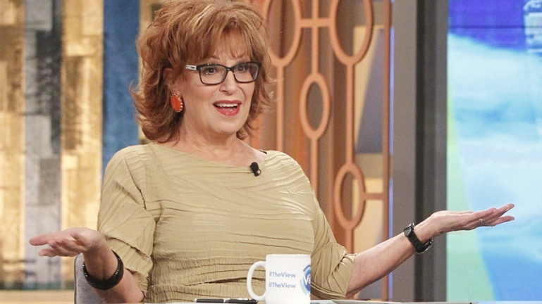 joy behar nurse joke lose view advertiser johnson johnson 2015 gossip