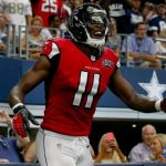 Julio Jones Emerging Top Wide NFL Receiver Making Atlanta Falcons Top Contenders