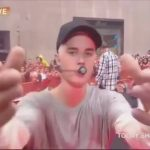 justin bieber complaining today show camers 2015 gossip