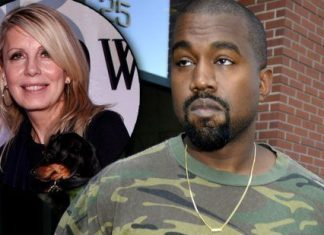 kanye west new enemy anne bowen fashion week 2015 gossip