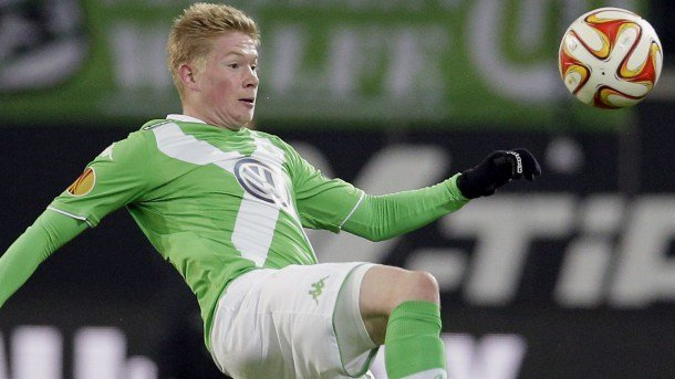 kevin de bruyne reach messi cristiano ronaldo levels soccer 2015 images