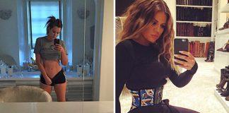 khloe kardashian waist trainer 2015 gossip