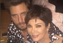 kris jenner still holding on with scott disick 2015 gossip
