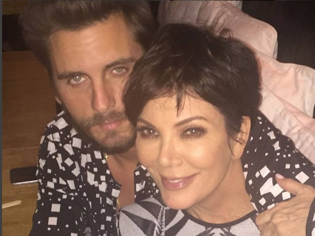 kris jenner still holding on with scott disick 2015 gossip