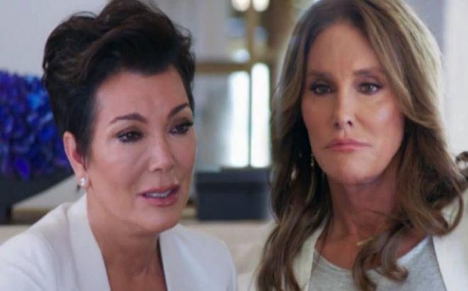 kris jenner with caitlyn on finale of i am cait 2015 gossip