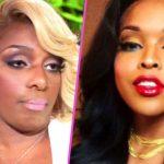 nene leakes says no amiyah scott for real housewives of atlanta 2015 gossip