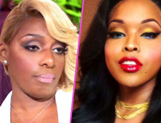 nene leakes says no amiyah scott for real housewives of atlanta 2015 gossip