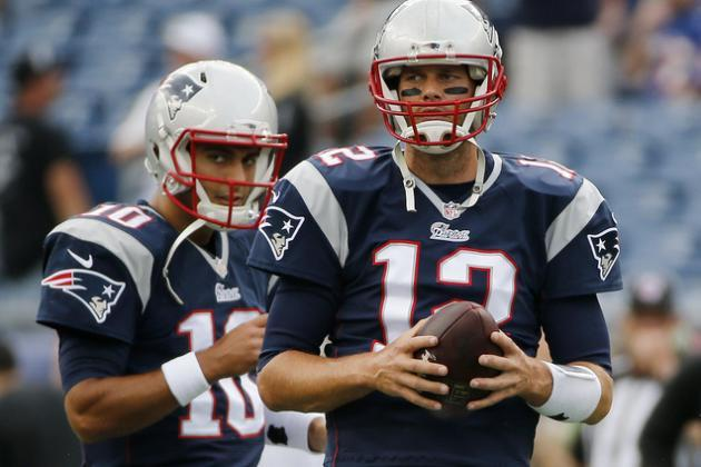 nfl preseason week 4 recap tom braddy jimmy garoppolo 2015 images