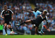 premier league week 4 manchester city vs watford soccer 2015 images